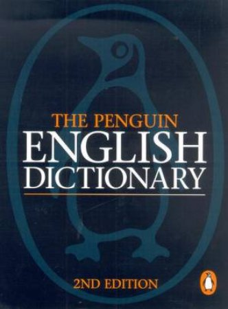 The Penguin English Dictionary - 2 ed by Robert Allen