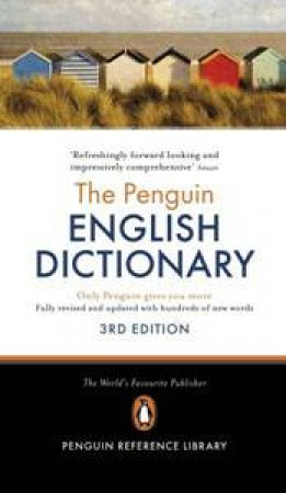 The Penguin English Dictionary - 3 ed by Robert Allen