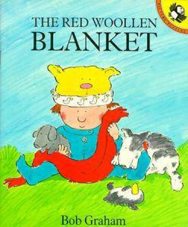 The Red Woollen Blanket by Bob Graham