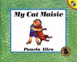 My Cat Maisie
