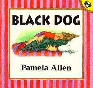 Black Dog by Pamela Allen