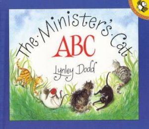 The Minister's Cat ABC by Lynley Dodd