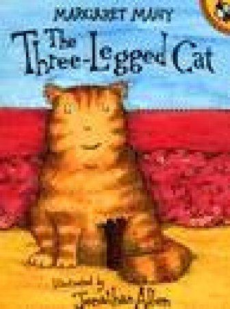The Three Legged Cat by Margaret Mahy
