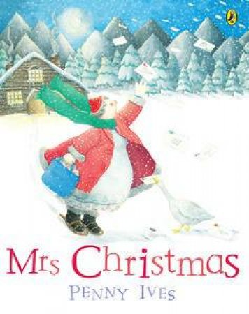 Mrs Christmas by Penny Ives