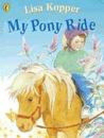 My Pony Ride by Lisa Kopper