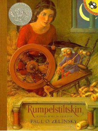 Rumpelstiltskin by Paul O Zelinsky