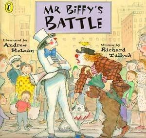 Mr Biffy's Battle by Richard Tulloch