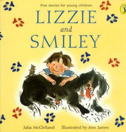 Lizzie & Smiley by Julie McClelland