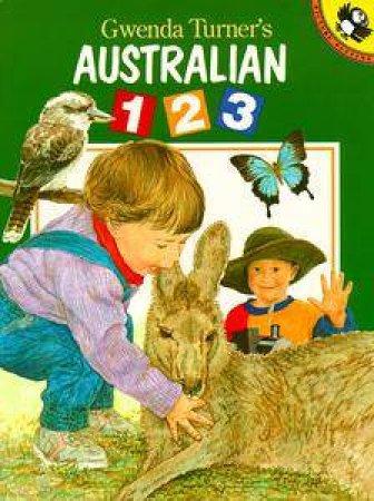 Australian 123 by Gwenda Turner