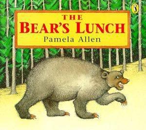The Bear's Lunch by Pamela Allen