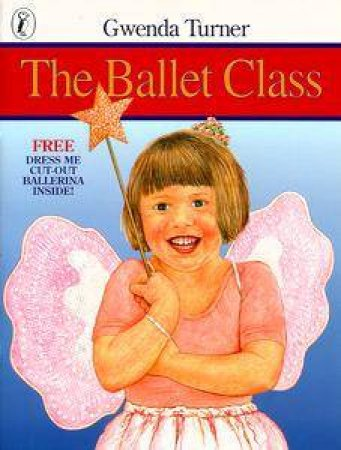 The Ballet Class by Gwenda Turner