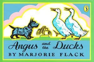 Angus & The Ducks by Marjorie Flack