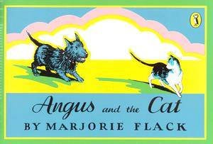 Angus & the Cat by Marjorie Flack