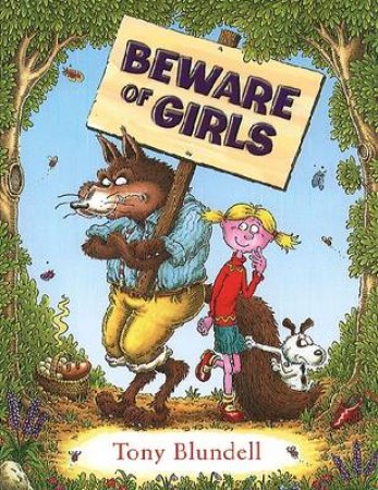 Beware Of Girls by Tony Blundell