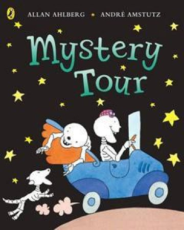 Funnybones: The Mystery Tour by Allan Ahlberg