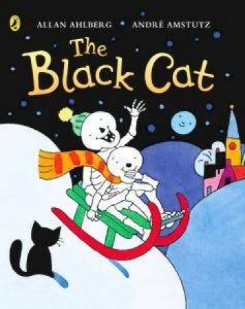 Funnybones: The Black Cat by Allan Ahlberg