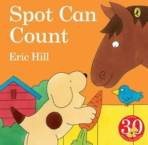 Spot Can Count by Eric Hill