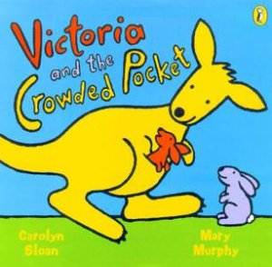 Victoria And The Crowded Pocket by Carolyn Sloan