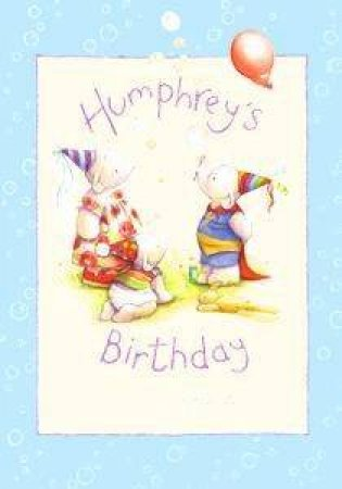Humphrey's Birthday by Sally Hunter