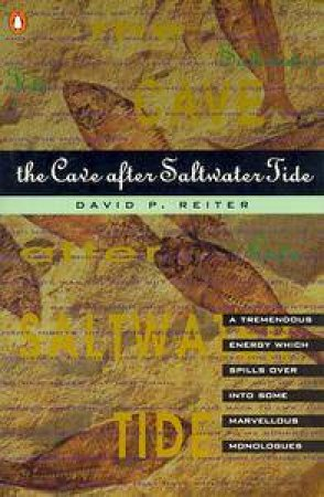 The Cave After Saltwater Tide by David Reiter