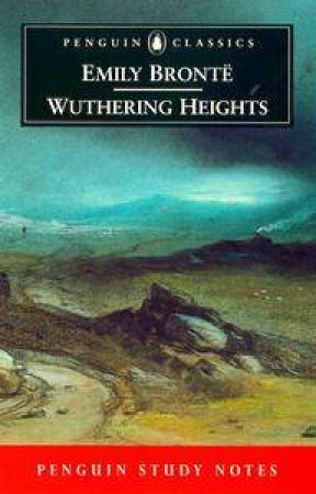 Penguin Study Notes: Wuthering Heights by Stephen Coote
