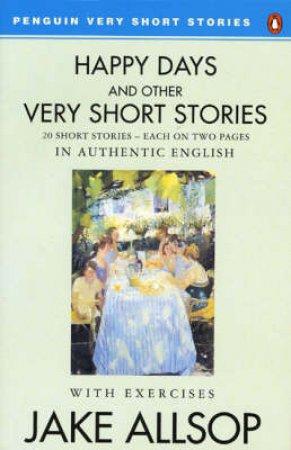 ELT: April Fool & Other Very Short Stories by Jake Allsop