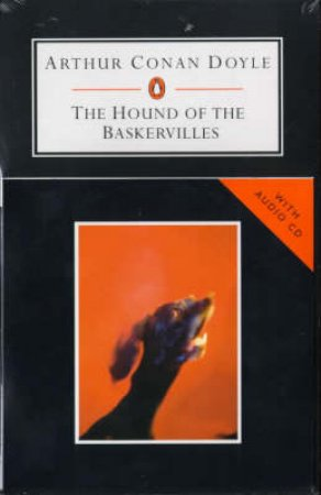 Penguin Student Edition: The Hound Of The Baskervilles - Book & CD by Arthur Conan Doyle