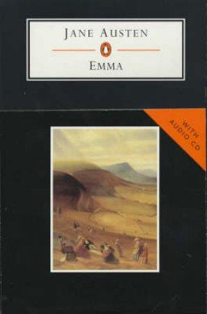 Penguin Student Edition: Emma - Book & CD by Jane Austen