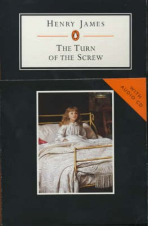 Penguin Student Edition: The Turn Of The Screw - Book & CD by Henry James