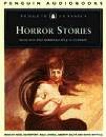 Horror Stories - Audio by J A Cuddon
