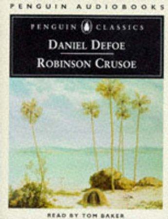 Robinson Crusoe - Cassette by Daniel Defoe