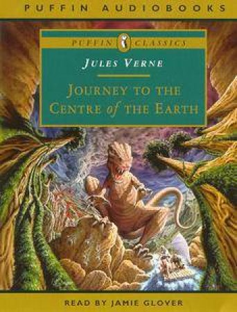 Journey To The Centre Of The Earth - Cassette by Jules Verne