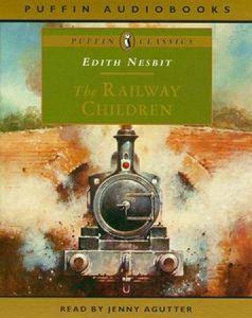 The Railway Children - Cassette by Edith Nesbit