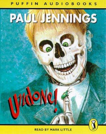 Undone! - Cassette by Paul Jennings