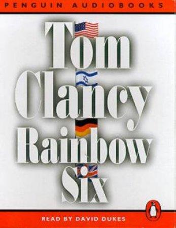 Rainbow Six - Cassette by Tom Clancy