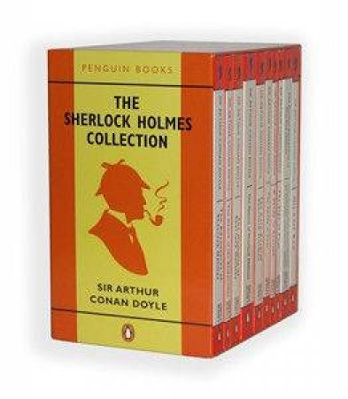 The Sherlock Holmes Collection (containing 10 titles) by Arthur Conan Doyle