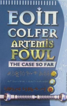 Eoin Colfer Artemis Fowl Box Set by Eoin Colfer