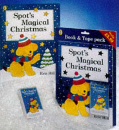 Spot's Magical Christmas - Book & Tape by Eric Hill
