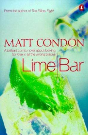Lime Bar by Matt Condon