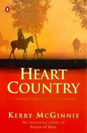 Heart Country by Kerry McGinnis