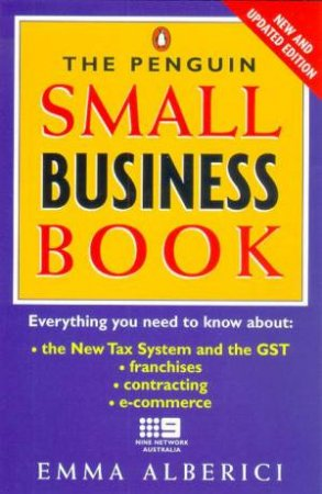 The Penguin Small Business Book by Emma Alberici