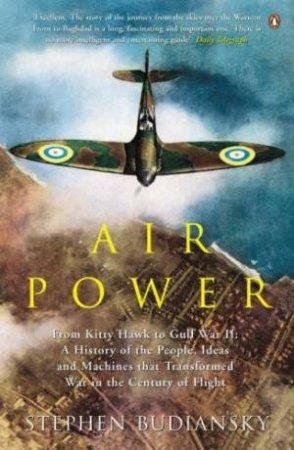 Air Power by Stephen Budiansky