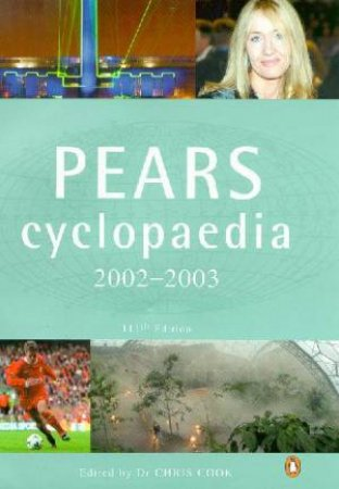 Pears Cyclopaedia 2002-2003 by Chris Cook