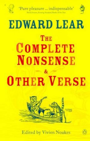 The Complete Nonsense & Other Verse by Edward Lear