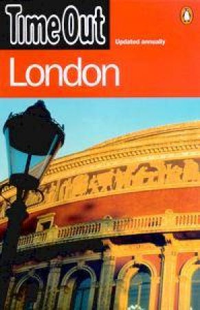 Time Out Guide To London by Various