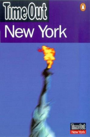 Time Out Guide To New York by Various