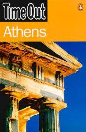 Time Out Guide To Athens by Various