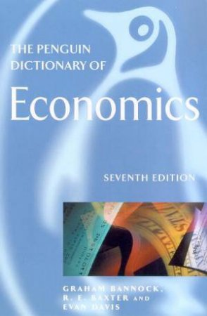 The Penguin Dictionary Of Economics by Various