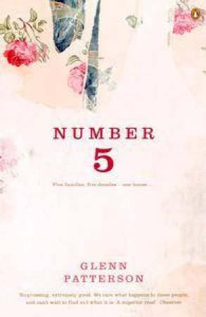 Number 5 by Glenn Patterson
