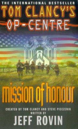 Mission Of Honour by Tom Clancy & Steve Pieczenik & Jeff Rovin